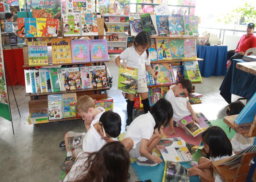International Book Week 2010-11