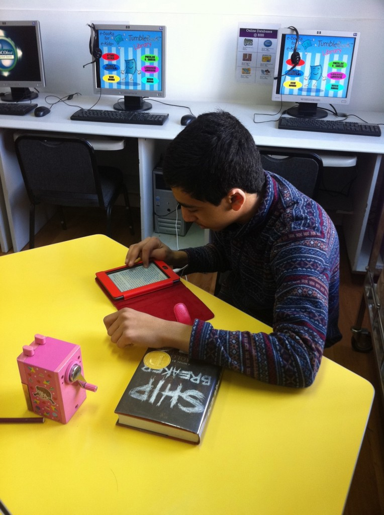 First steps of our Kindle program