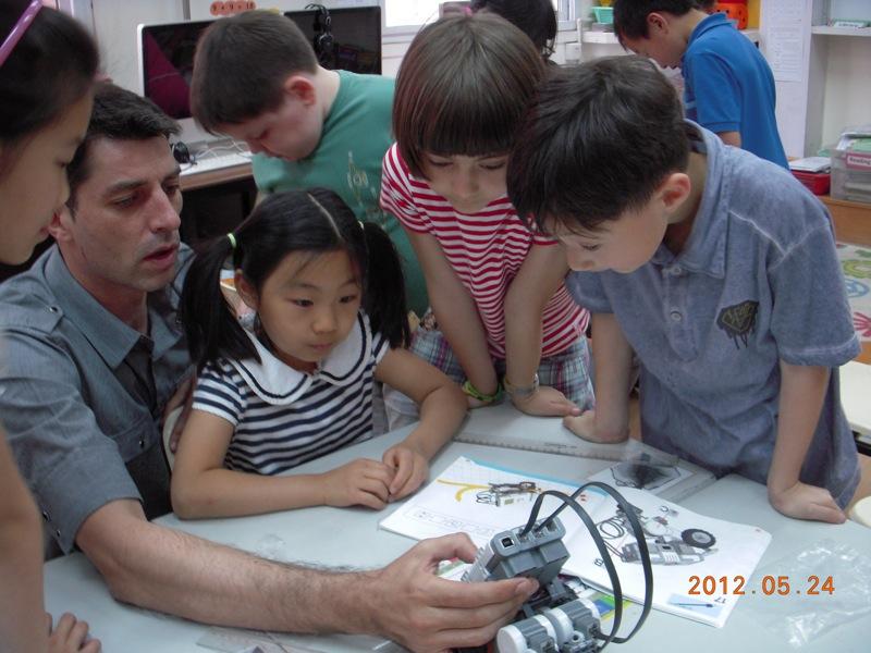 Grade 2 Robotics