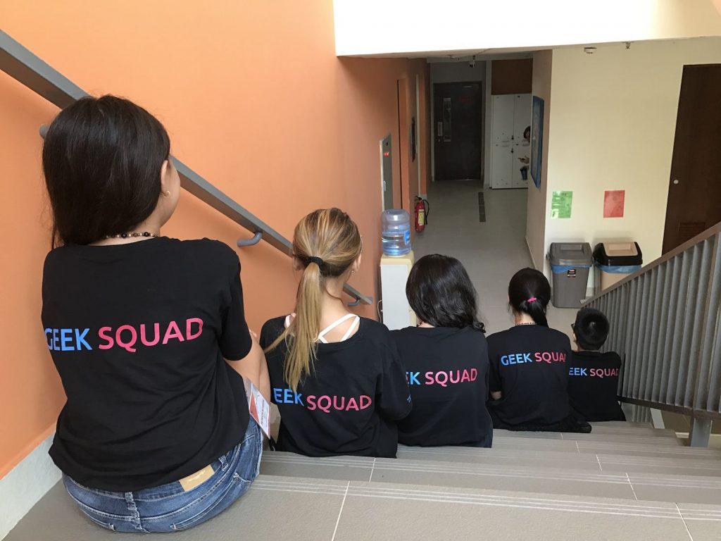 Geek Squad @ ELLSA2017