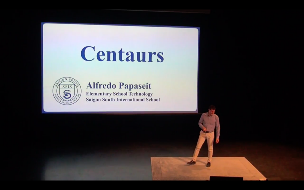 Centaurs - Lighting Talk - Vietnam Tech Conference 2018